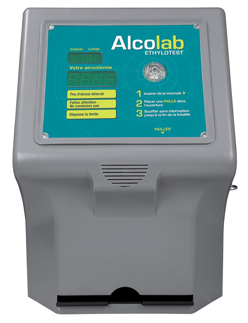 Sachet de 750 embouts pour Borne Ethylotest Alcoobar (NF)
